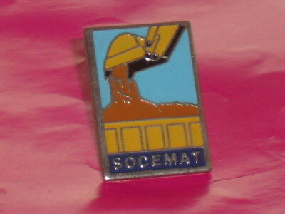 Metall - Pin - Socemat