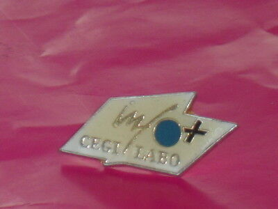 Metall - Pin - Cegi Labo