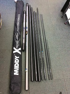 MIDDY XTREME M2 10m Pole - New