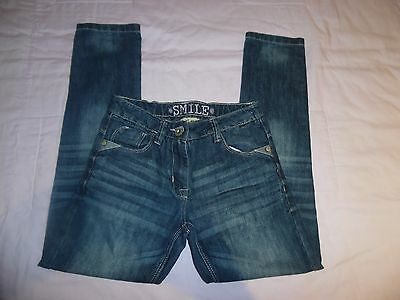 Girls Next Slim Smile Jeans  *Aged 9 Years* Ex Con