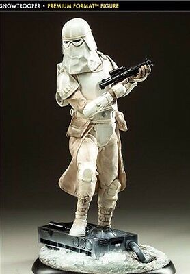 Star Wars Snowtrooper Premium Format Figure 1:4 Statue 964/1000 Sideshow Toys