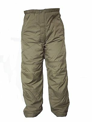 British Army Thermal Trousers With Integral Stuff Bag (Pcs) Size Xx-Large New