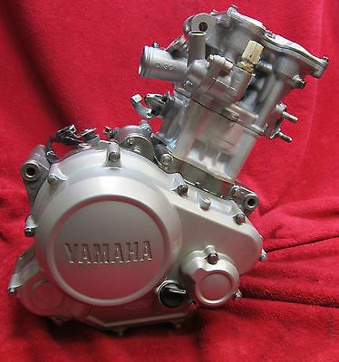 YAMAHA WR125 X ENGINE * FULL REBUILD *GUARANTEED / L00K ! **FREE delivery EU **