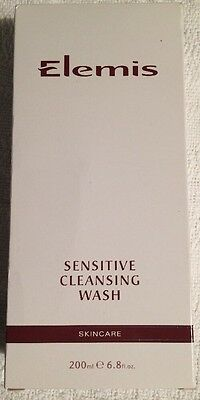 Elemis Sensitive Cleansing Wash 200ml for her BRAND NEW