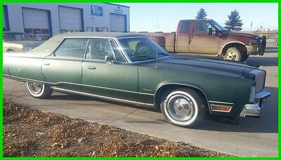 1978 Chrysler New Yorker  1978 Chrysler New Yorker Used Automatic RWD 1 Owner