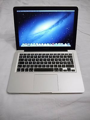 Macbook pro 13 a1278 mid 2012 - i5 2.5ghz - ssd 256  go - 8 go