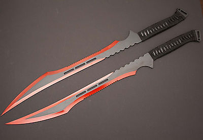 Machete 2 x Messer Japan Knife Buschmesser Hackmesser Outdoor Jagdmesser Bowie