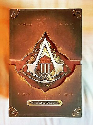 Assassin's Creed III Freedom Edition PS3 PS4 Xbox One 360