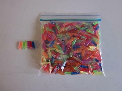 Lite Brite Pegs 500+ Short Peg With Dimple Point