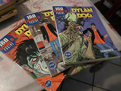 Lotto #62 Dylan Dog Speciale Usati 3 Pcs