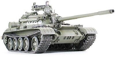 TAMIYA - 1:35 Scale Model Set - Soviet Tank T-55A - #35257