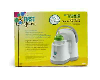 The First Years Night Cravings Baby Feeding Milk Bottle Food Warmer and Cooler