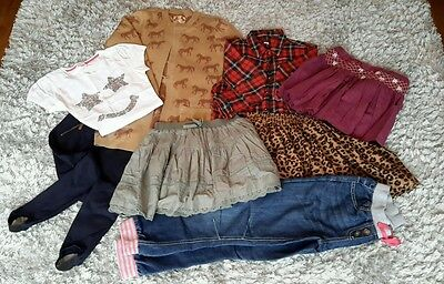girls bundle of clothes mainly next & others Age 9