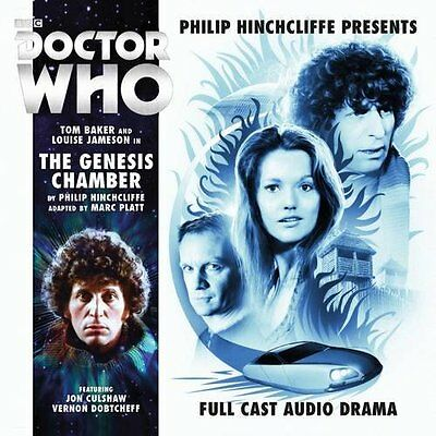 Doctor Who Philip Hinchcliffe Presents: The Genesis Chamber  Big Finish