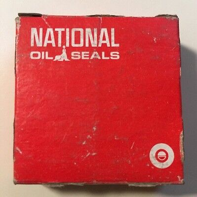 """NEW National Oil Seal 471498 Bearing Seals .750"""" X 1.575"""" X .312"""""""