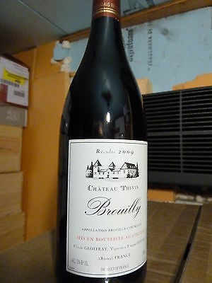 Lot 3 Brouilly 2009 Chateau Thivin