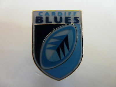 Cardiff Blues Official Lapel Pin Badge