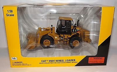 Norscot 55196 Cat 950H Wheel Loader 1:50 Scale Boxed