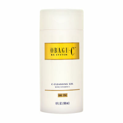 Obagi-C RX System C-Cleansing Gel with Vitamin C, 6.0 oz