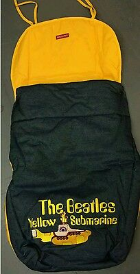 Maclaren Quest Yellow Submarine Beatles footmuff NEW fits other models