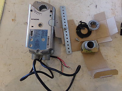 Siemens OpenAir Damper Actuator GNP191.1P 53 lb-in Rotary 24V -USED LIGHTLY