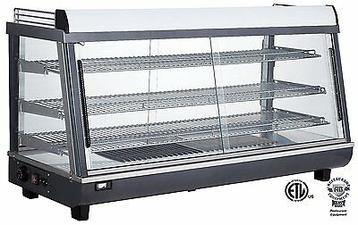 Commercial Countertop Food Warmer Display Case 36 inch