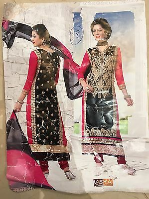 Indian Straight Suit