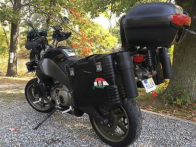 2006 Buell Ulysses  The Best Equipped Buell XB-12XT