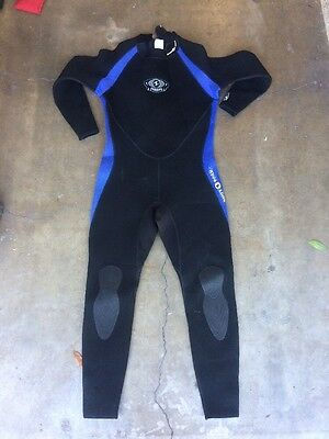 Aqua Lung Men's 3mm Fullsuit