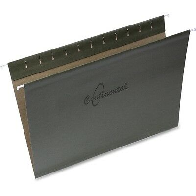 Continental Letter Size Hanging Folders 30504