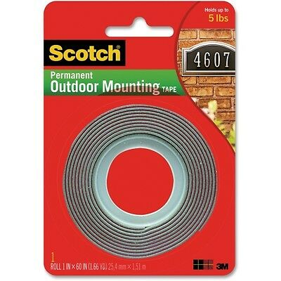 3M Scotch Exterior Mounting Tape 4011C