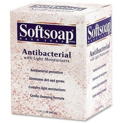 Softsoap Antibacterial Hand Soap with Moisturizers 01904