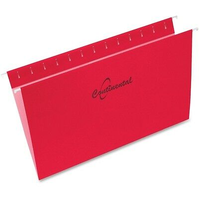 Continental Legal Size Hanging Folders 37524