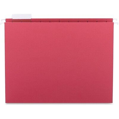 Sparco Colored Hanging Folder SP5215RED