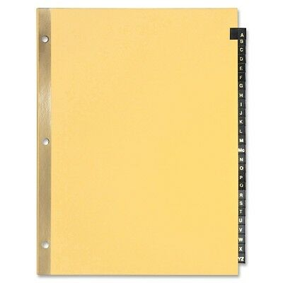 Sparco Leather Alpha Tab Index 01181