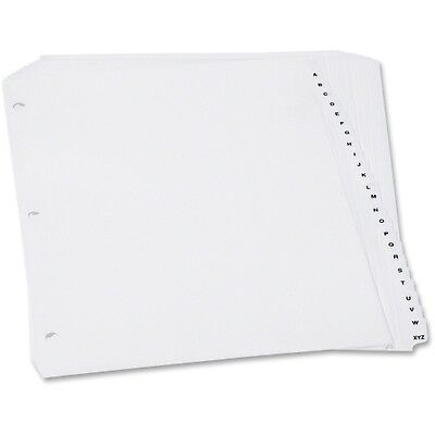 Oxford Poly Tab Index Divider PL213W