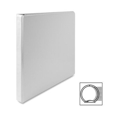 Sparco Premium Round Ring View Binder 19551
