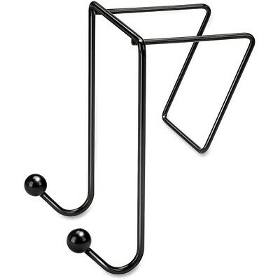 Fellowes Wire Partition Additions Double Coat Hook 75510