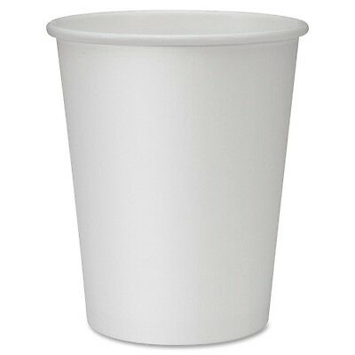 Genuine Joe Polyurethane-lined Disposable Hot Cups 19045PK