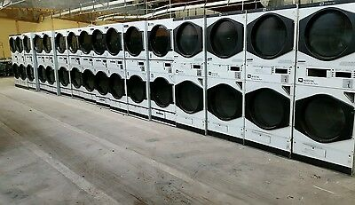 16 Maytag ADC 30lb dryers installed new 2000