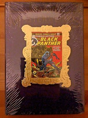 Marvel Masterworks HC Jungle Action The Black Panther Issues 6-10,12,14,17,21-22