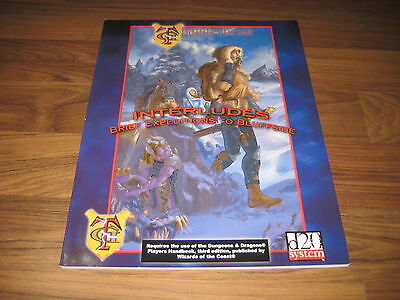 d20 Interludes Brief Expeditions to Bluffside Acceessory Thunderhead Games 2002