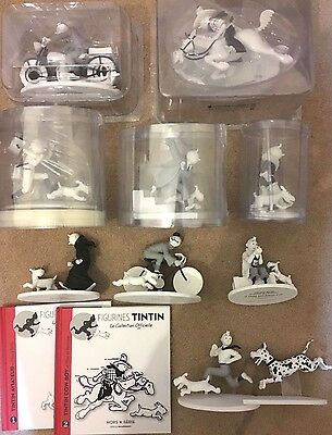 Official Hors Serie Tintin Figurines BUY INDIVIDUALLY Herge Figure Model
