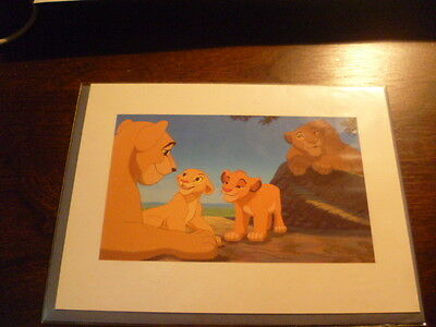Disney Lion King Pleeeeese? Card  Mint Condition - New