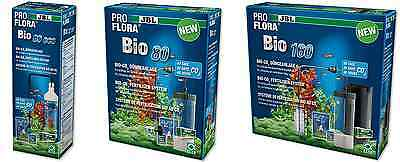 JBL Pro Flora Bio 80 ECO 160 Aquarium Fish Tank CO2 System Plant Fertiliser
