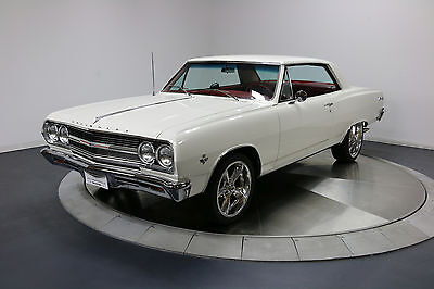 1965 Chevrolet Chevelle  NEW ZZ4 5.7L - 5-Speed Manual - Frame-off Resto - No Expense Spared - RED Int.