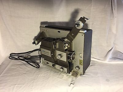 (Vintage) BELL & HOWELL Auto Load 458A 8MM Super 8 Film Movie Projector