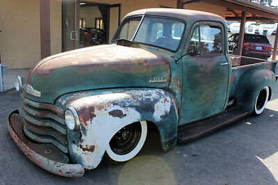 1953 Chevrolet Other Pickups  1953 Chevrolet 3100 Restored Field FInd 3100  NUT AND BOLT BUILD