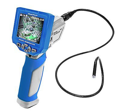 PeakTech 5600 Video Endoscope Camera Monitor removable P5600