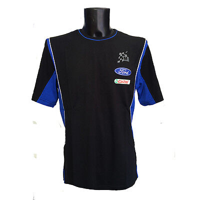 M-Sport World Rally Team T-Shirt *Reduced to Clear & Free UK Delivery*